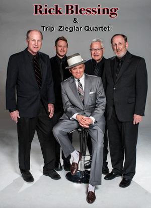 Rick Blessing & Trip Zieglar Quartet